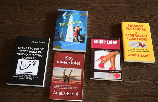 libros de analia exeni