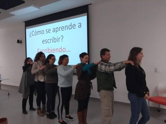 Analia Exeni academia de autores mexico
