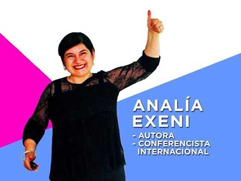 mujer brillante y poderosa mexico analia exeni